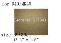 "39cm X 30cm 15"" X 11"" large size black Photography reflective reflected board for D40 / MK40 Mini Kit Photo Studio"