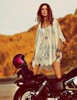 women dress  --503 AliExpress Jen's Pirate Booty sling beach dress sexy lace dress blouse perspective- dresses