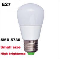 Super bright led 3W E27 220V 230V 240V cold white / warm white plastic bulb led bulb energy saving bulb