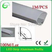 Hanks 100m/Lot aluminum corner profile with PC cover for width up to 20mm led strips corner led lighting stores shelf LED lights