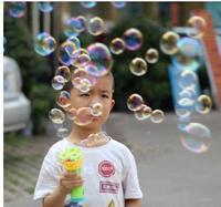 Children bubble toys Electric bubble gun