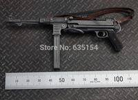 Wholesale 5pcs/pack 1/6 Scale Action Figure Accessories MP40 Submachine Gun Model For 12'' Action Figure Model Toy