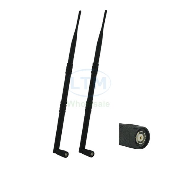 LANTOM 2 9dBi RP 2,4 WAP54G Linksys WRT54G 2.4G 9dBi RP-TNC antenna