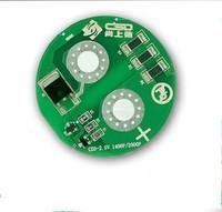 6pcs/lot   ,2.7V 1400F ultracapacitor protection board