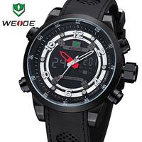 Fashion casual men wristwatch 2014 luxury brand weide digital led quartz watches outdoor sport Military watch relogio masculino