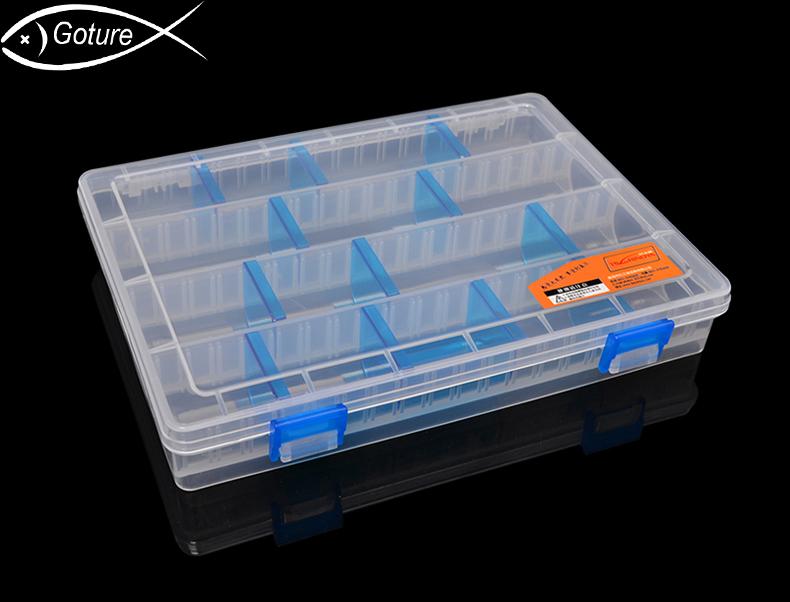 пластиковые рыболовные снасти коробки 25 *