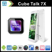 Original Cube Talk 7X U51GT C8 7″ ips Tablet PC Screen MTK8392 Octa core Android 4.4 OS Phone Call GPS Dual 3G