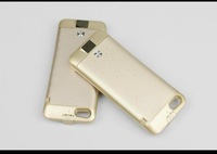 Luxury External Battery Charger Case Pack Power Bank for iPhone 5 5S Apple 2200mah