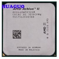 HUAGUO for AMD Athlon II X3 440 3 GHz ADX440WFK32GM CPU Processor Socket AM3 667 MHz