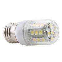 Energy-saving High brightnes E27 27 5050 SMD Warm White 2800-3200K LED bulb AC 220V 240V LED Lamp High Quality Led Corn Light