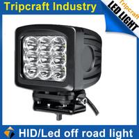 Wholesales 6pcs/lot High Power 90W LED Work Light Truck Lights Spot Flood 12V 24V CREE 4X4 Spot Lights LED Light Offroad Tractor