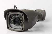 Wireless Auto Zoom Infrared Waterproof 1920*1080P Full-HD MX122 CMOS Sensor 50M IR Distance Bullet Video CCTV IP Camera/IPS-813