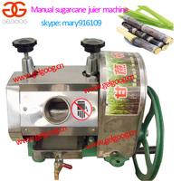 Manual sugarcane juicer