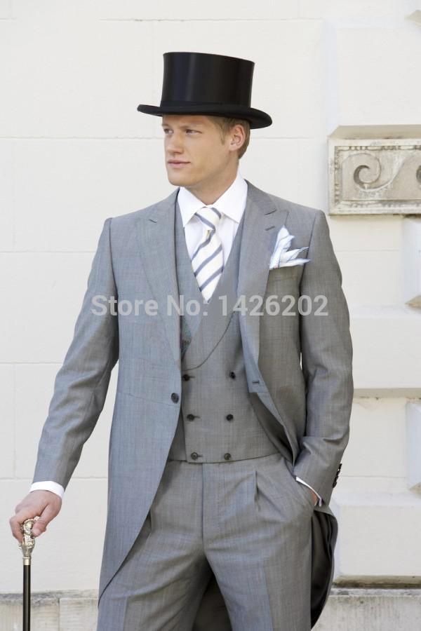 Long Coat Suits