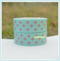 10pcs 10m Decorative japanese painting tape custom japanese Washi tape free shipping