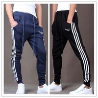 Outdoors Cargo Loose Trousers Men Sweat Harem Sport Joggers Pants Hip Hop Slim Fit Sweatpants for Dance Sports Pants ic850794