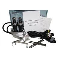 H4 35w 12v  6000K 8000K HID Bi-xenon kit with AC ultra slim ballast 3000hrs life span dual beam HID xenon kit