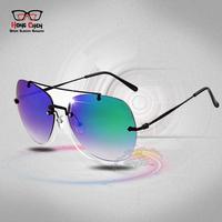 2015 New Fashion Metal Frame Women & Men Sunglasses Male Fishing Outdoor Sports Cycling Glasses Eyewear oculos masculino gafas