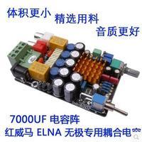 Free shipping TA2021 digital power amplifier  2021B power amplifier board 12 v power amplifier board with protection circuit