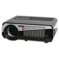 LED-86+ wifi version Native 3000lumens LED LCD Digital home Projector high quality With 2HDMI+USB+AV+VGA+Analog