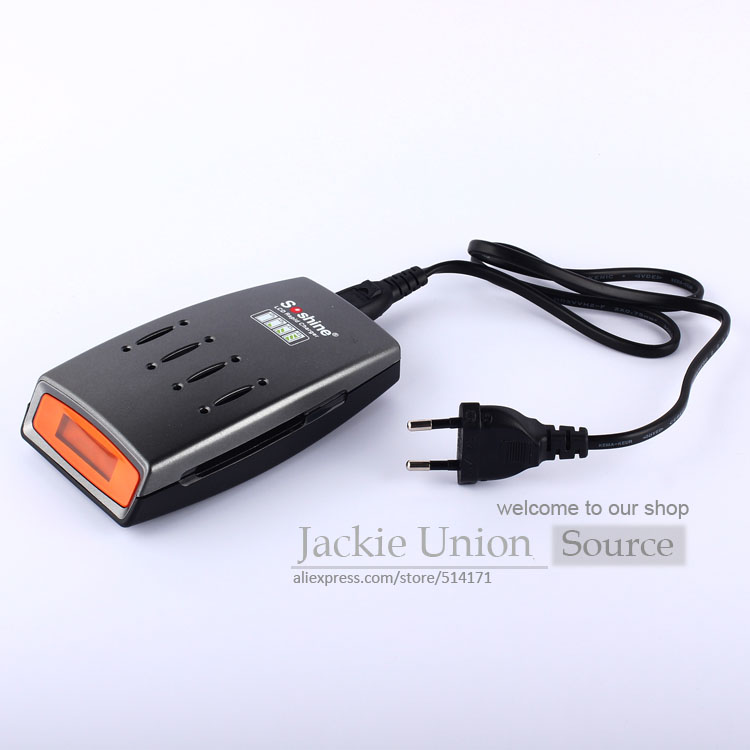 New LCD Quick Charger for AA/AAA Hi-Tech LCD NiMH/NiCD Battery LCD Charger(China (Mainland))