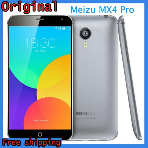 In Stock Meizu MX4 Pro 4G FDD LTE Android 4 4 Exynos 5430 Octa Core 5