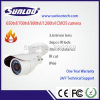 Promoting camera CMOS 900tvl outdoor camera with IR cut