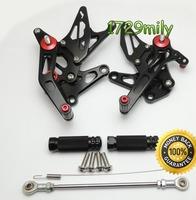 Adjustable Rearsets for HAYABUSA GSX-R1300 1999-2013 Brand New Motorcycle parts Rear Set FARSU006