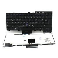 NEW Laptop German Keyboard For Dell Latitude E5500 E6400 M2400 E5410 E5510 E6410 E6510 M4400 PK130AF2B19 backlit Tastatur(K1366)