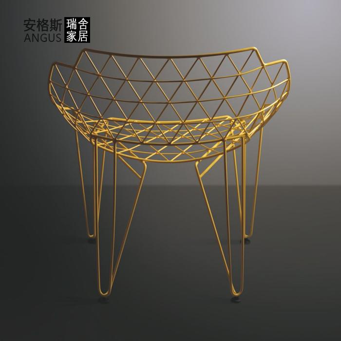 Online kopen wholesale metaal modern meubilair uit china metaal modern meubilair groothandel - Stoel nieuwe kunst ...