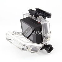 GoPro Accessories Housing backdoor case protective shell waterproof shell Hard thickening LCD backdoor cover Gopro hero3