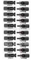 10 pair  MC4 connector for solar cable , solar panel PV system accessory,free shipping * !!!