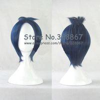 Trendy Style HitmanReborn Rokudo Mukuro Ink Short Cosplay Wig