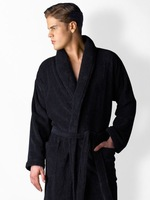 Hot Selling Mens Polo Bathrobe 2015 US Brand Solid Swim Polo Robes Nightwear Spa Sleepwear Bathing Towel Bathwear Sleep Clothes