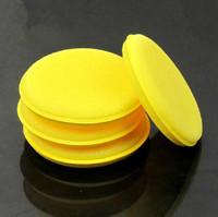 12pcs Wholesale Waxing Polish Wax Sponges Applicator Pads For Clean Car Vehicle Glass