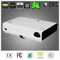 3D mini pocket projector DLP Laser smart for home theatre