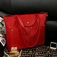2015 Women's Fashion New Arrival Restore Ancient Ways PU Aslant Single Shoulder Inclined Bag Handbag Free Shipping #M00124
