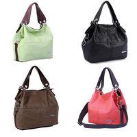 Fashion Women Ladies Tote Shoulder Messenger Cross Body Bag Satchel Handbag Drop Free Shipping