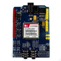 New version SIM900 Quad-band GSM GPRS Shield Development Board for Arduino Ant enna