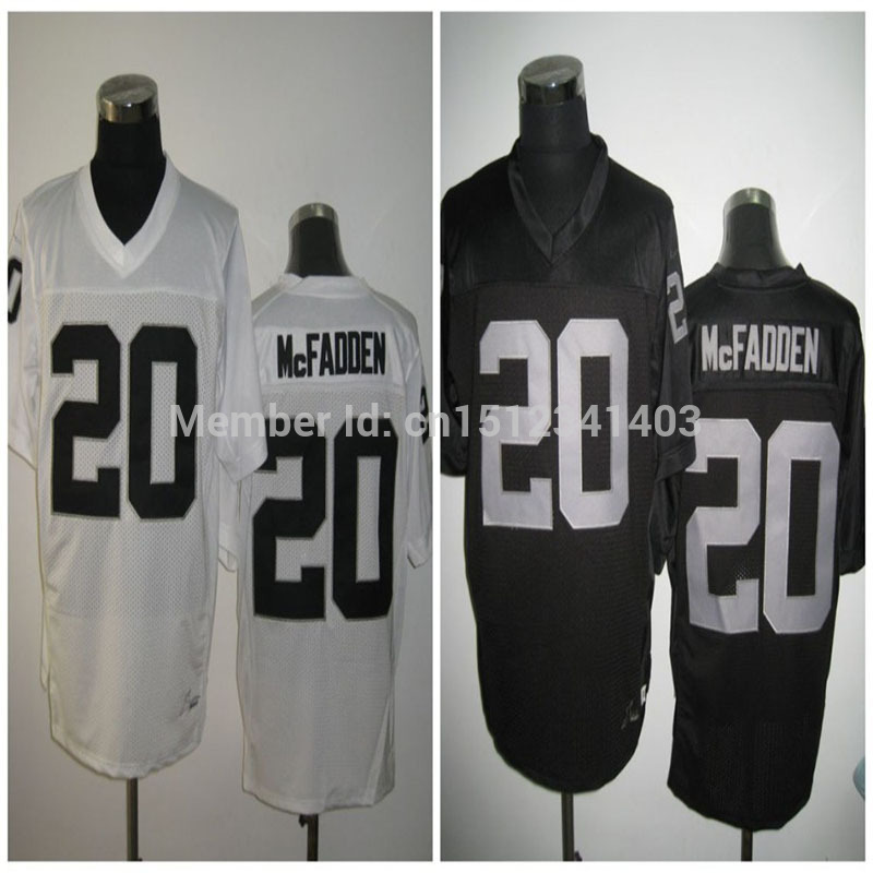 Popular Mcfadden Jersey White-Buy Cheap Mcfadden Jersey White lots ...