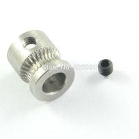 5pcs/lot MK8 Extrusion Gear 1.75MM for  Reprap Makerbot 3D Printer