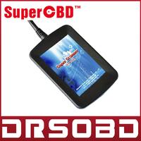 SuperOBD Super Scanner ET702 Code Scanner Fit for HON-DA and ACURA Vehicles for OBDII Code Scanner Support Up to 2013 Models