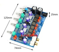 2.1 high power TPA3116D2 HIFI digital power amplifier board 50W+50W+100W NEW