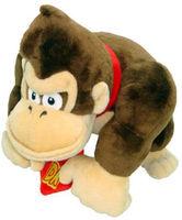 "Hot Sales Brand New Nin ten do 9"" Donkey Kong - Super Mario Plush Doll Free Shipping"