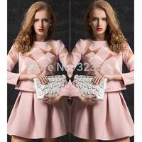 2015 Fashion Women Bandage Bodycon Evening Sexy Party Mini Dress