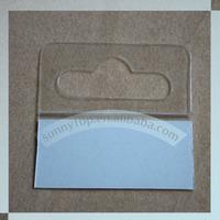 Free shipping Euro hole hang tab  40x40mm 5,000pcs/lot