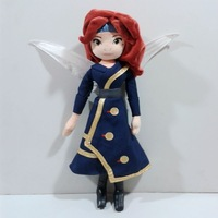 Original Tinker Bell and the Pirate Fairy Zarina Plush Doll 50cm 20'' Tinker Bell Toys Fairies Dolls for Girls Kids Toys Gifts