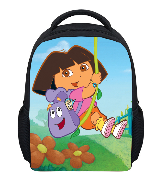 AliExpress.com Product - Dora the Explorer Children School Bags for Girls Cartoon Go Diego Go Baby Boys Schoolbag 12'' Small Bag Child Mochila Infantil