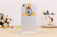 For iPhone 5 5s Case Funny Cartoon Cute Originality For Apple Cover Girls Boys Family Gift Hot Sale For Simpson Wholesale