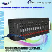 16 port Cinterion module 16 port gsm modem pool SMS modem USB interface MC37I